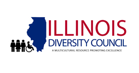 Illinois Diversity Council, logo