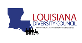 Louisiana Diversity Council, logo