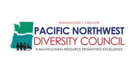 Pacific Northwest Diversity Council, logo